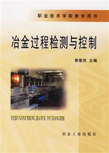 冶金过程检测与控制