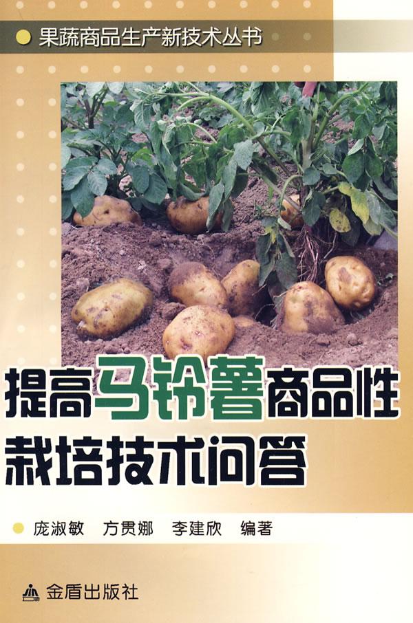 提高马铃薯商品性栽培技术问答