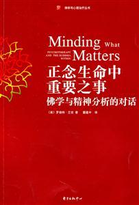 正念生命中重要之事-佛学与精神分析的对话
