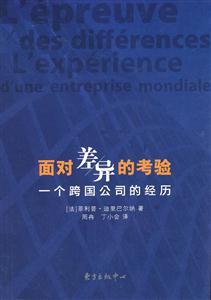 面对差异的考验-一个跨国公司的经历