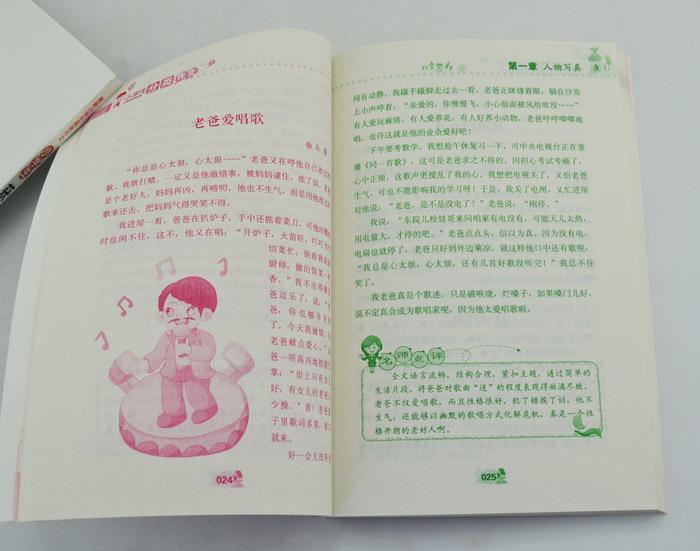 《小学生高效作文系列作文大全6册》