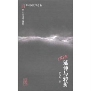 百年中国文学总系-1985廷伸与转折
