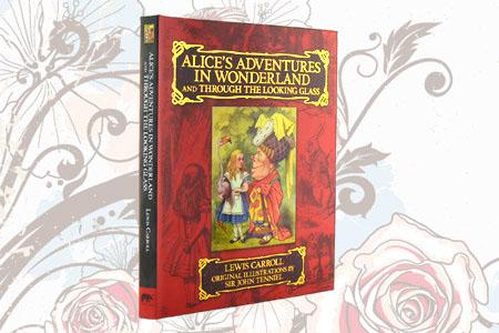 游奇境记》,讲述了一个名叫爱丽丝的小女孩稀的简单q漫画版女生图片
