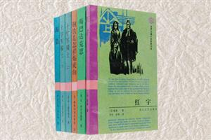 团购:世界长篇小说经典书系6册