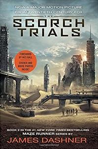 The Scorch Trials Movie Tie-in Edition