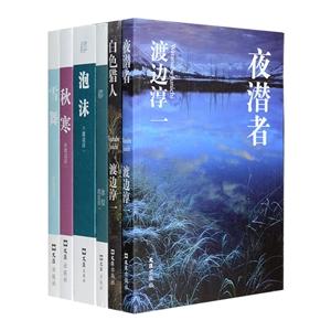 团购:渡边淳一自选集6册