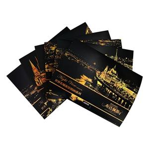 团购:世界名城夜景刮画·欧洲6册