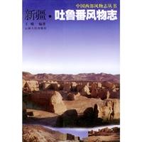中国西部风物志丛书:新疆·吐鲁番风物志