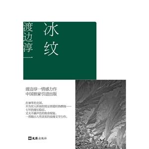 渡边淳一自选集:冰纹