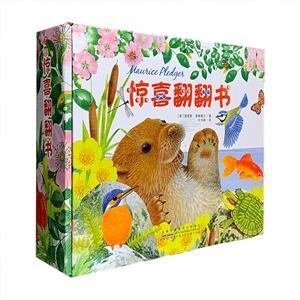 惊喜翻翻书(全5册)