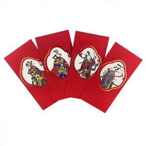 2020鼠年红包(每套4个)