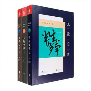 团购:王蒙自传3册
