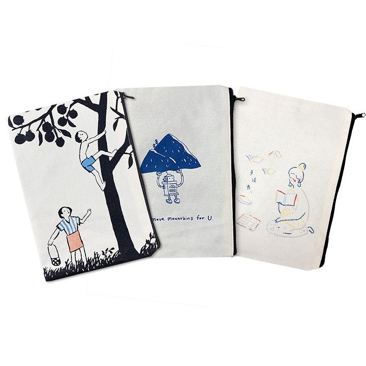 中图网原创小书袋(随机赠送1款)