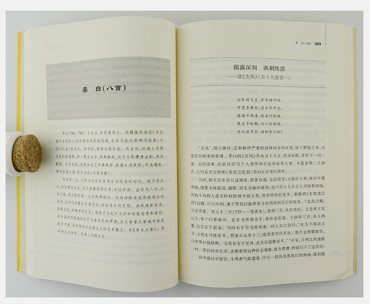 梦回诗唐-唐诗经典品鉴