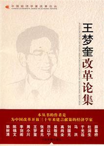 王梦奎改革论集