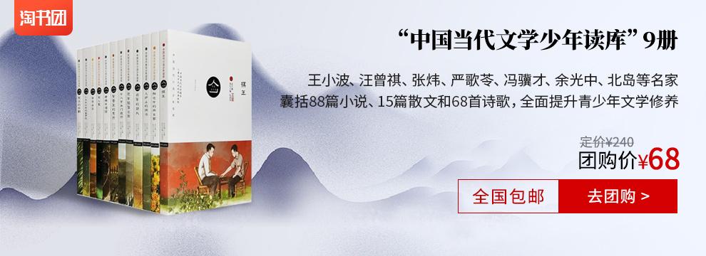 中国当代文学少年读库