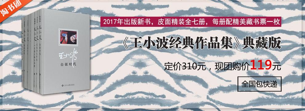 王小波作品集典藏版