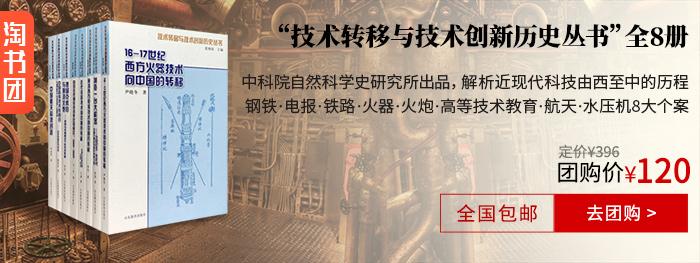 技术转移与技术创新历史丛书