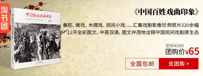 中国百姓戏曲印象
